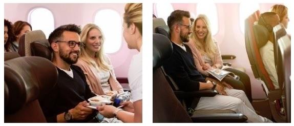 Economy delight  (Virgin Atlantic)